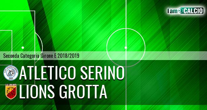 Atletico Serino - Lions Grotta