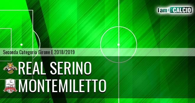 Real Serino - Montemiletto