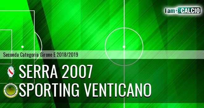 Serra 2007 - Sporting Venticano