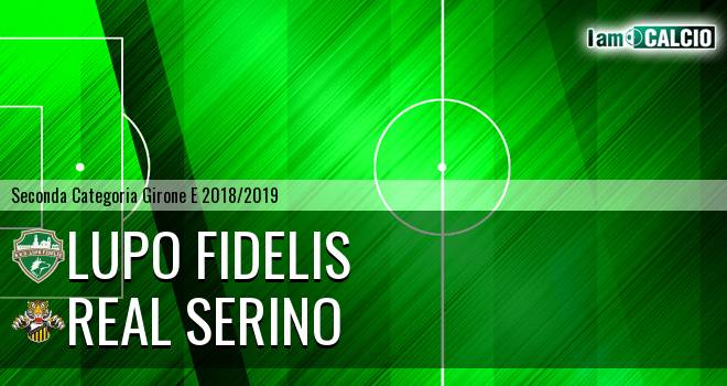 Lupo Fidelis - R. Serino