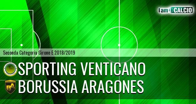 Sporting Venticano - Borussia Aragones