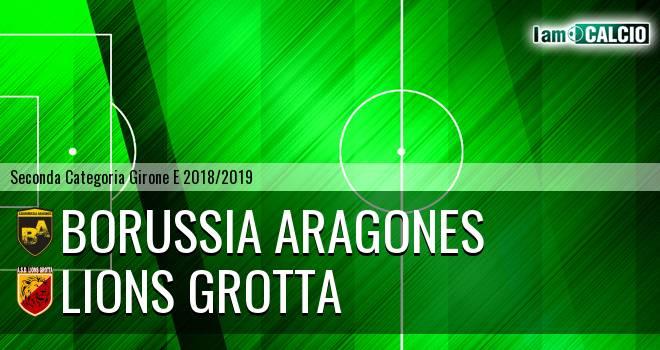Borussia Aragones - Lions Grotta