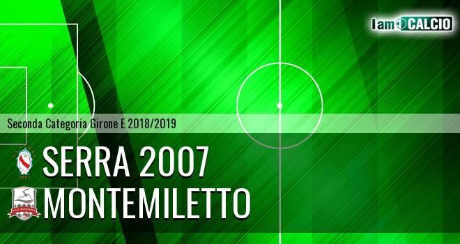 Serra 2007 - Montemiletto