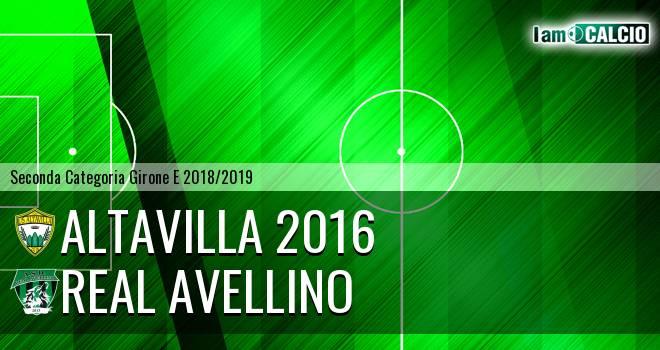 Altavilla 2016 - Real Avellino
