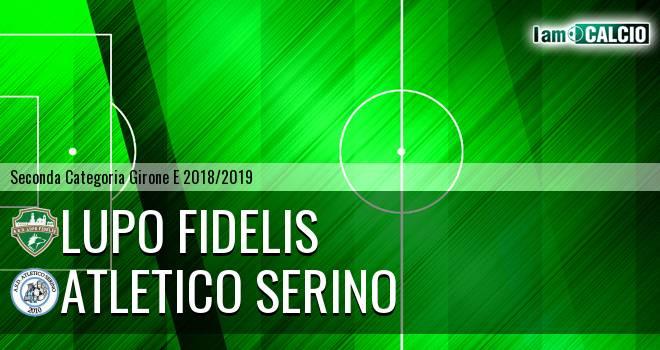Lupo Fidelis - Atletico Serino