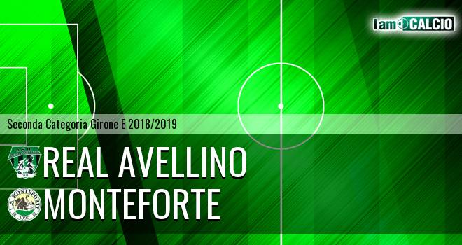 Real Avellino - Monteforte