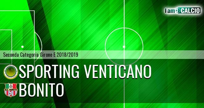 Sporting Venticano - Bonito