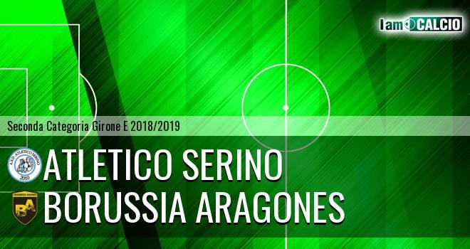 Atletico Serino - Borussia Aragones