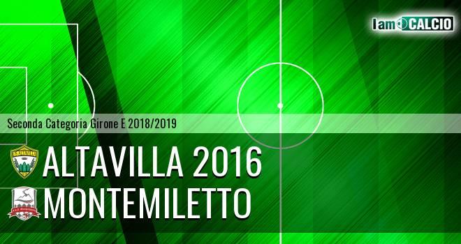 Altavilla 2016 - Montemiletto