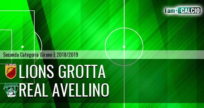 Lions Grotta - Real Avellino