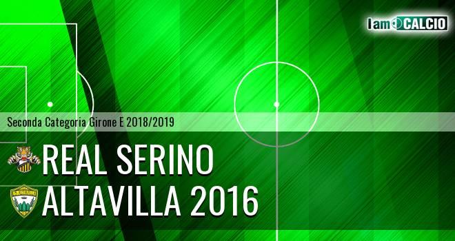 Real Serino - Altavilla 2016