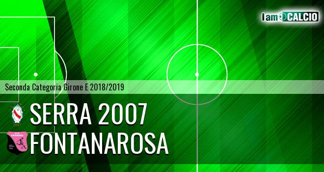 Serra 2007 - Fontanarosa