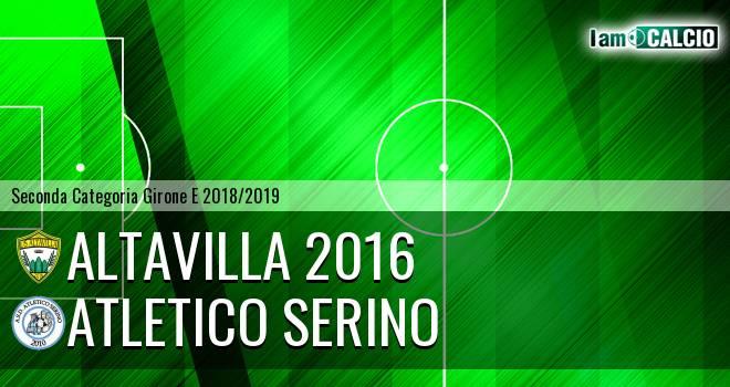 Altavilla 2016 - Atletico Serino