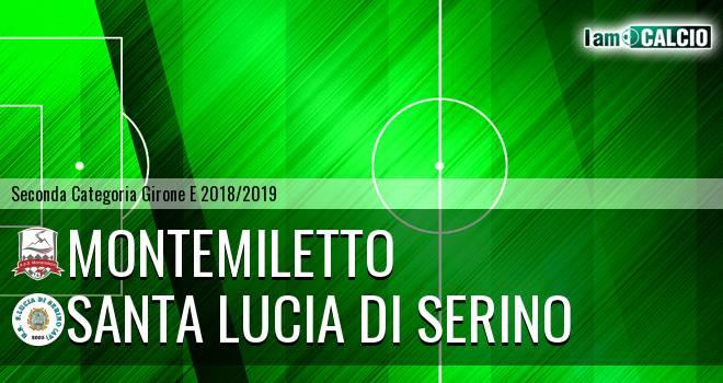 Montemiletto - Santa Lucia di Serino