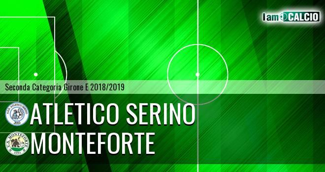 Atletico Serino - Monteforte