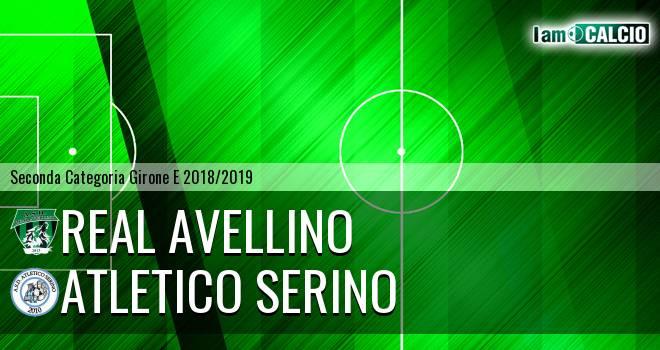 Real Avellino - Atletico Serino