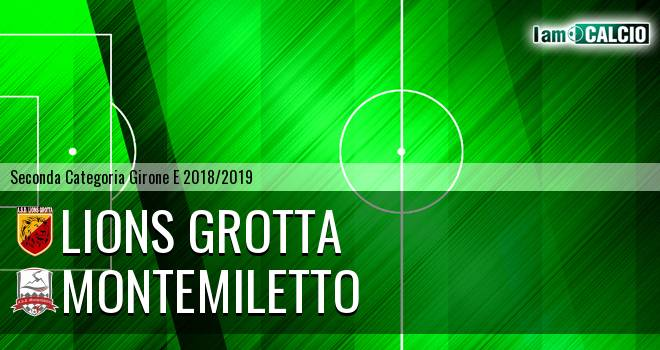 Lions Grotta - Montemiletto