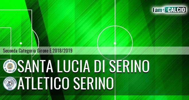 Santa Lucia di Serino - Atletico Serino