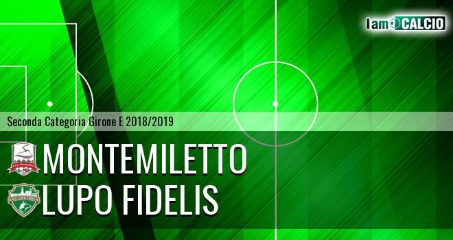 Montemiletto - Lupo Fidelis