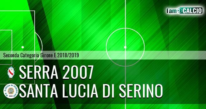 Serra 2007 - Santa Lucia di Serino