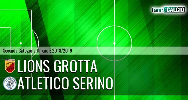 Lions Grotta - Atletico Serino