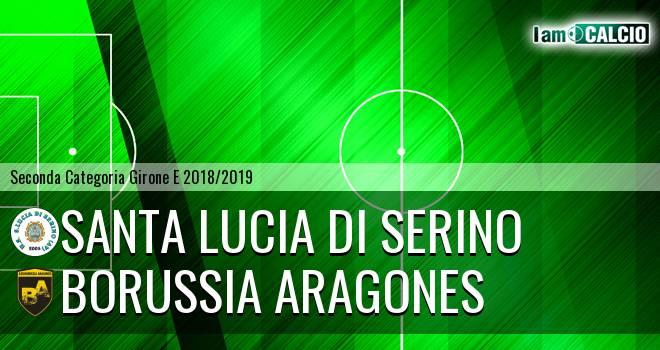 Santa Lucia di Serino - Borussia Aragones