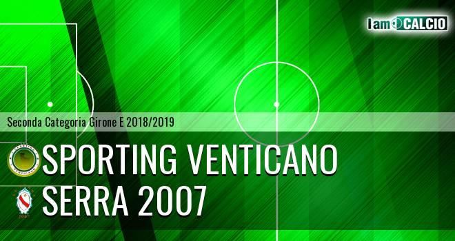Sporting Venticano - Serra 2007