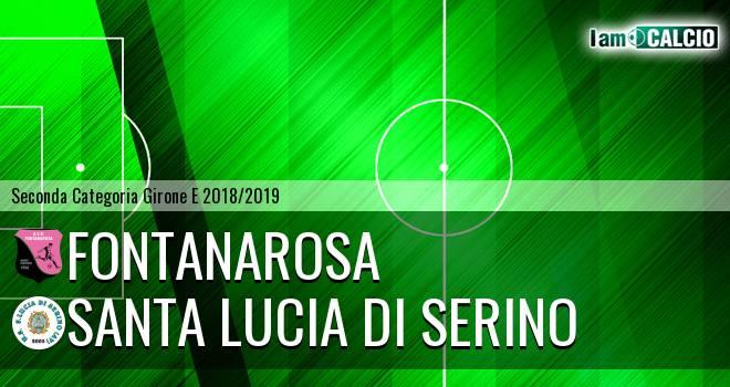 Fontanarosa - Santa Lucia di Serino