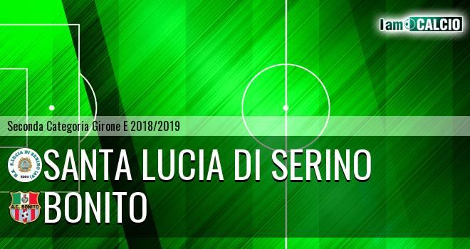 Santa Lucia di Serino - Bonito