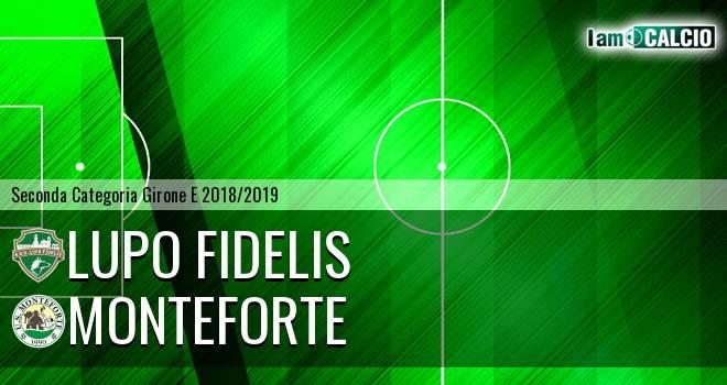 Lupo Fidelis - Monteforte