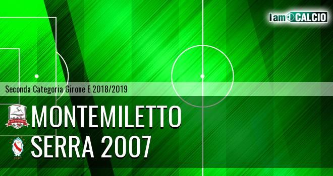 Montemiletto - Serra 2007
