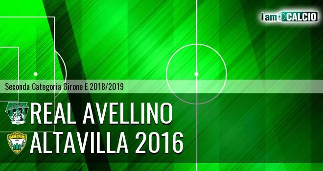 Real Avellino - Altavilla 2016