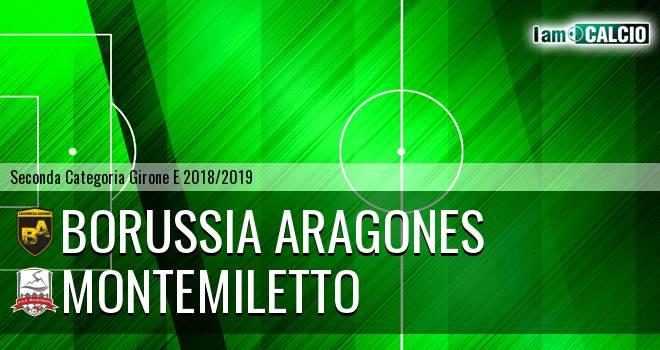 Borussia Aragones - Montemiletto