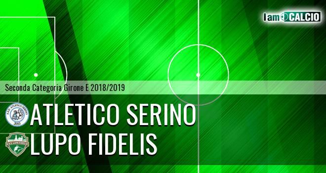 Atletico Serino - Lupo Fidelis