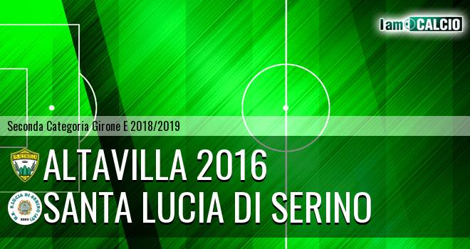 Altavilla 2016 - Santa Lucia di Serino