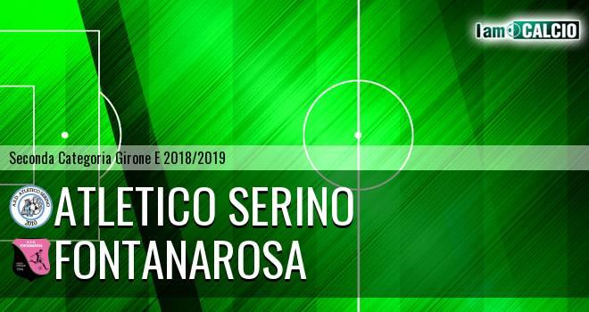 Atletico Serino - Fontanarosa