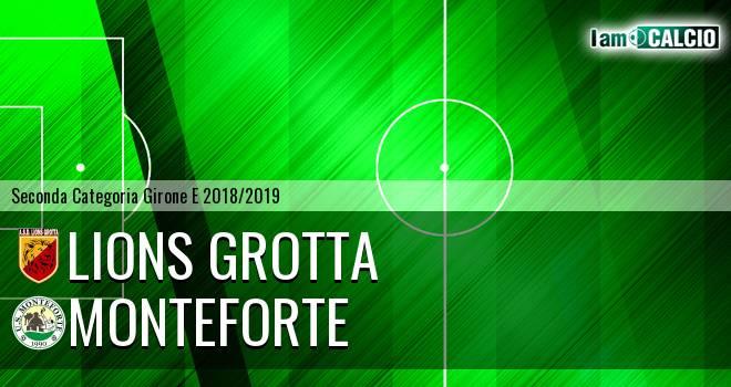 Lions Grotta - Monteforte