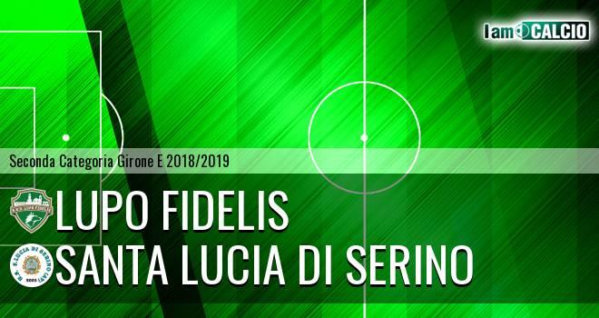 Lupo Fidelis - Santa Lucia di Serino