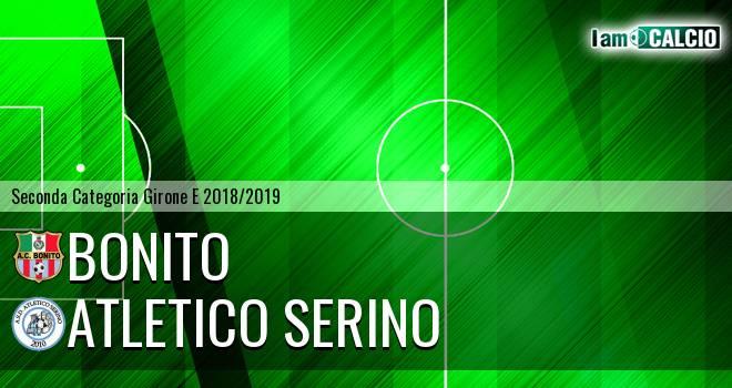 Bonito - Atletico Serino