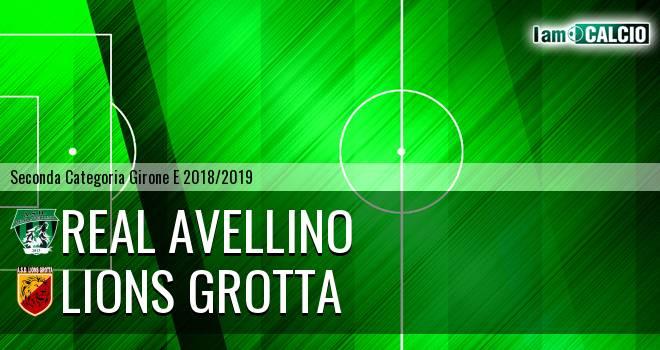 Real Avellino - Lions Grotta