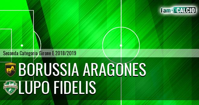 Borussia Aragones - Lupo Fidelis