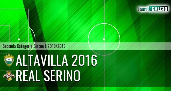 Altavilla 2016 - R. Serino