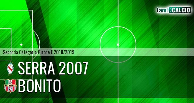 Serra 2007 - Bonito