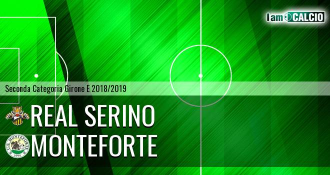 Real Serino - Monteforte