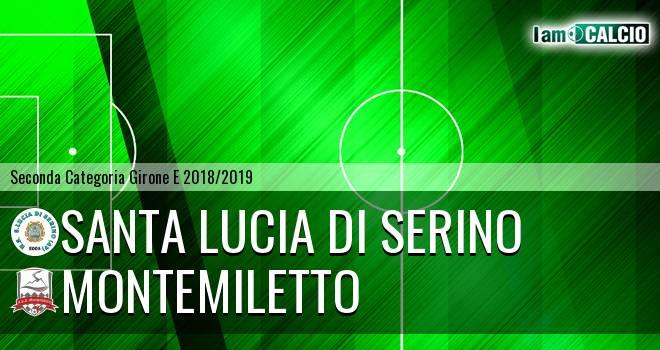 Santa Lucia di Serino - Montemiletto
