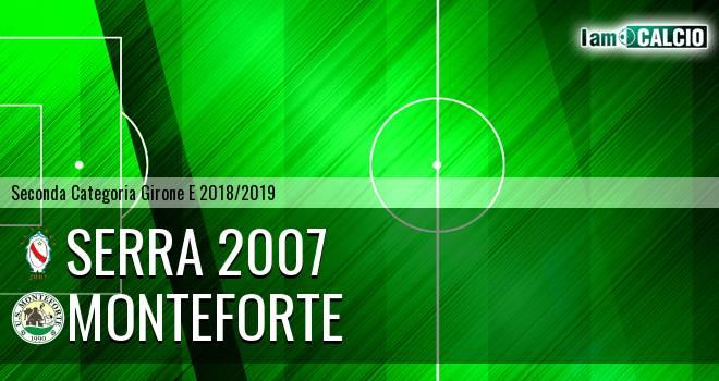 Serra 2007 - Monteforte