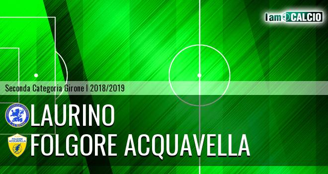Laurino - Folgore Acquavella