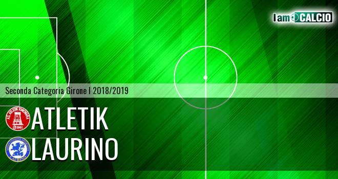 Atletik - Laurino