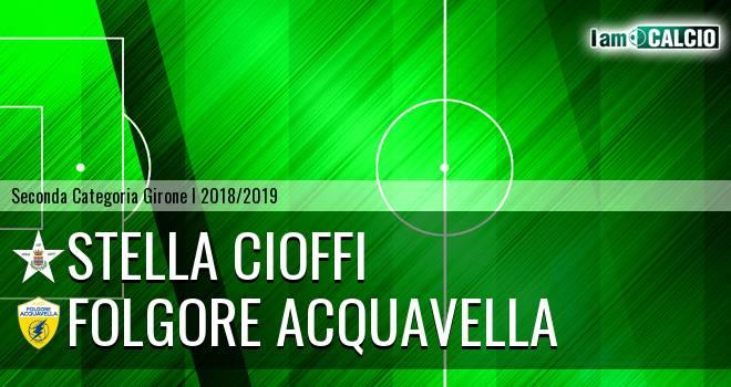 Stella Cioffi - Folgore Acquavella