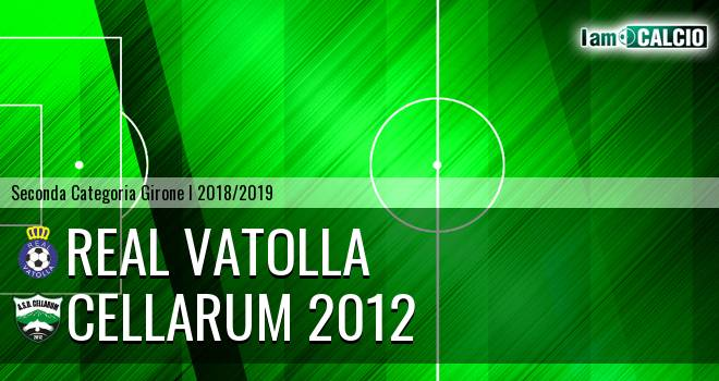 Real Vatolla - Cellarum 2012